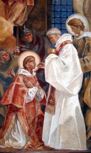 Pintura a l'Altar Major